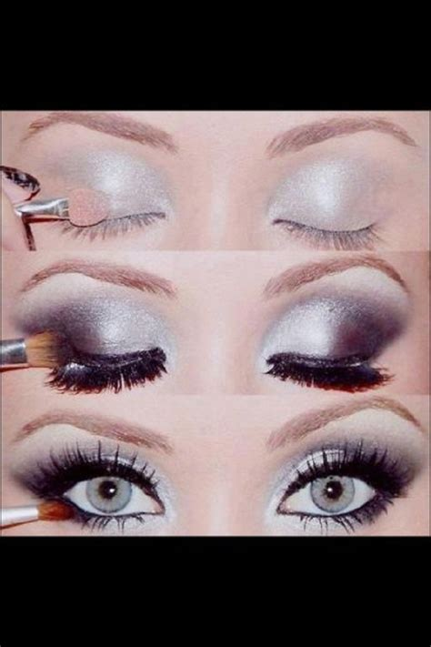 7 diy eye makeup for