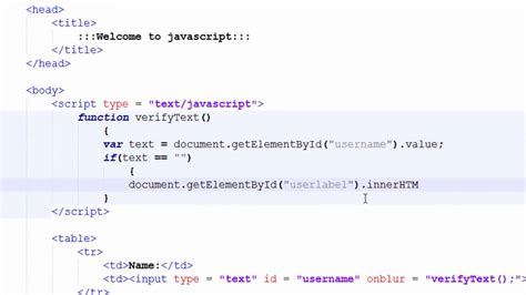 javascript tutorial with exles javascript tutorials for beginners 7 document