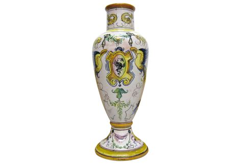 Vases From Italy by Antique Italian Vase 1890 S Omero Home