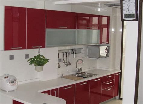 china uv board modern kitchen furniture china kitchen