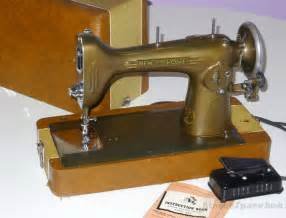 new home sewing machine vintage new home sewing machine light running model nhr