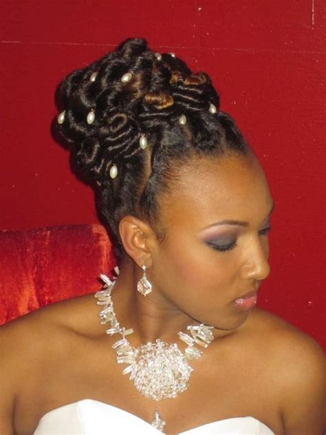 Wedding Hairstyles With Senegalese Twist by Twist Updos Twist Hairstyle How To