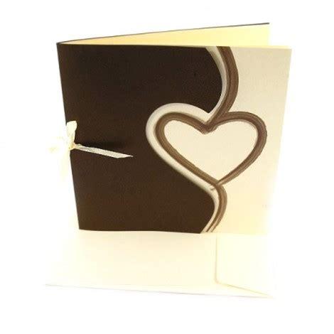 Einladungskarten Hochzeit Herz by Einladungskarte F 252 R Hochzeit Quot Schokolade Herzen Quot