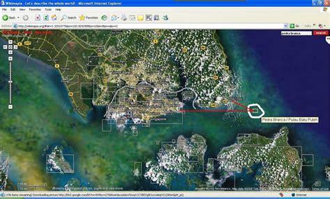 Malaysia A Johor Hitam Singapura A kenapa singapura nak sangat pulau batu putih wilayahpembangunaniskandar s weblog