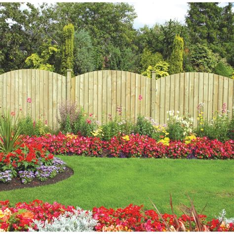 Backyard Fence Landscaping Ideas by Postsaver News Garden Fencing Which One Is For You