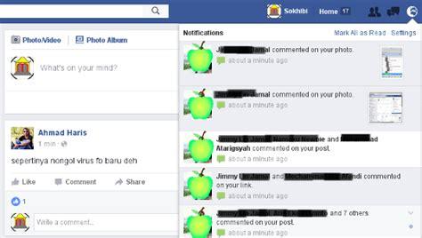 membuat virus facebook mengatasi virus di facebook dengan cara blokir teman