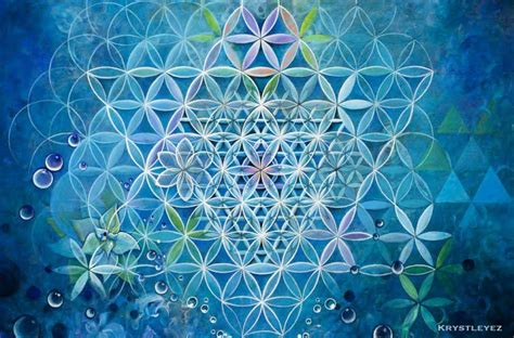 pattern flower of life the secret to how the universe works lies within this