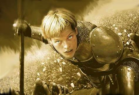 milla jovovich joan of arc short hair 17 best images about milla jovovich on pinterest