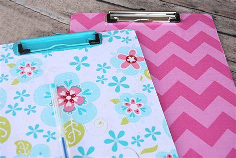 decoupage clipboard tutorial fabric covered clipboard tutorial