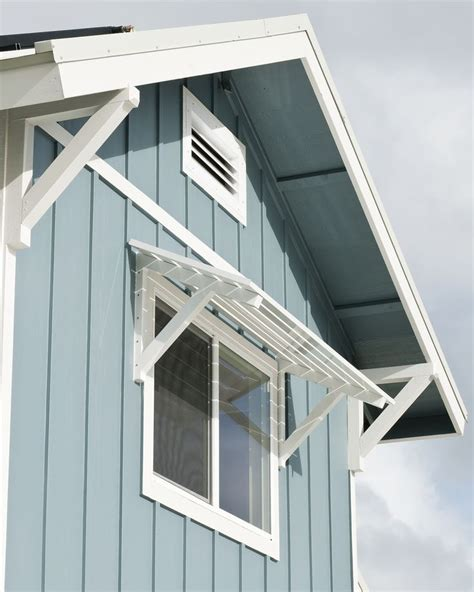 25 best ideas about window awnings on metal