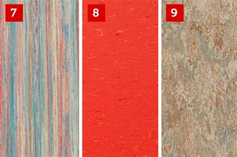 linoleum flooring patterns and colors
