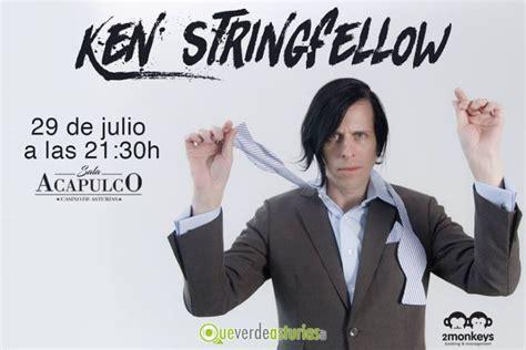 sala acapulco gijon concierto ken stringfellow en sala acapulco gij 243 n