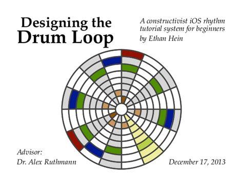 drum rhythm tutorial the drum loop a constructivist ios rhythm tutorial