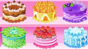 Super funny cake challenge 2015 cooking games for little girl and
