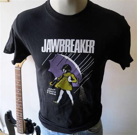 jawbreaker  shirt morton salt girl   pains  roars