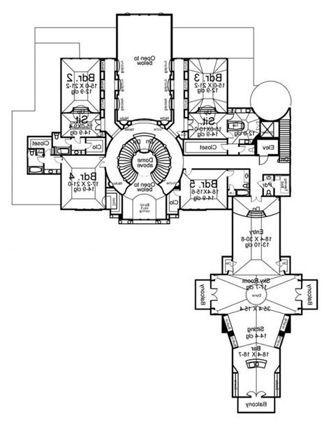 luxury homes floor plans photos