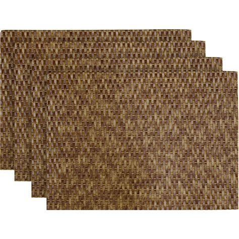 Woven Place Mats by Woven Placemats Walmart