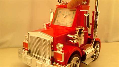90903re semi truck alarm clock