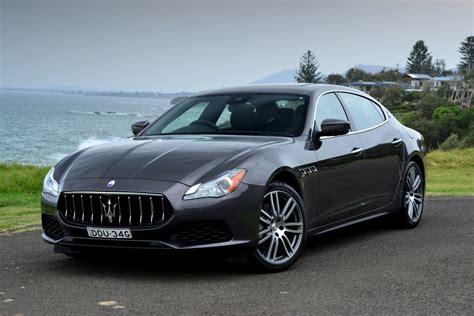How Much Is A Maserati Quattroporte 2016 Maserati Quattroporte Goauto Overview