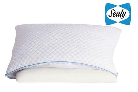 Half Pillow sealy half half bed pillow