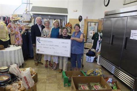 st vincent de paul awarded 11 000 grant for food pantry