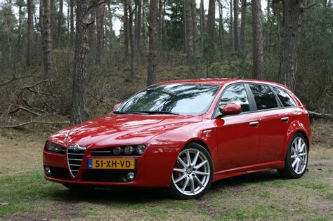 Alfa Romeo 159 Sportwagon reviews alfa romeo 159 sportwagon 3 afbeeldingen autoblog nl