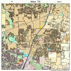 allen map 4801924