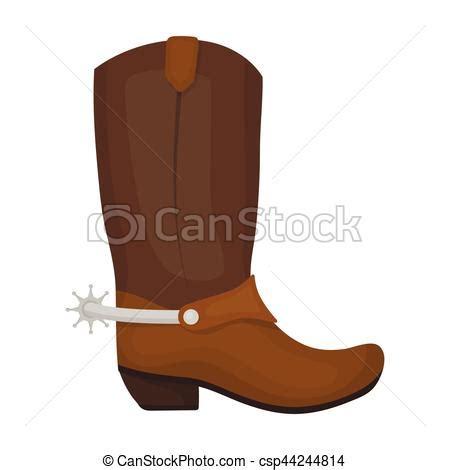 imagenes de botas vaqueras en caricatura vector clip art de estilo illustration vaquero s 237 mbolo