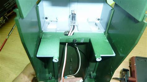 wandle mit kabel für steckdose s 228 chsische ik digitalisierung und diverse umbauten
