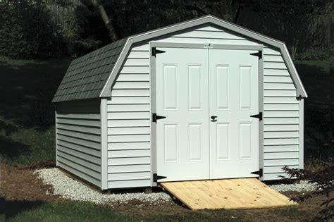 sheds storage buildings garages mini barn cape dutch