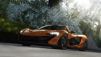 forza motorsport 5   mclaren p1 previews