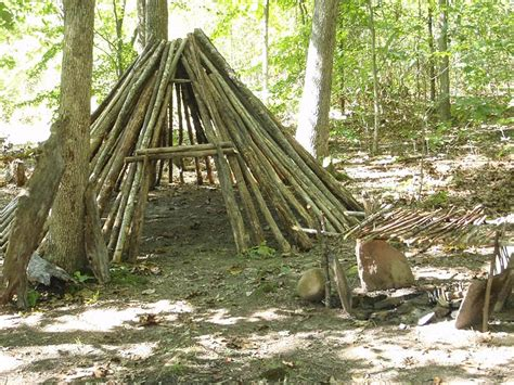 how to build a survival shelter survival
