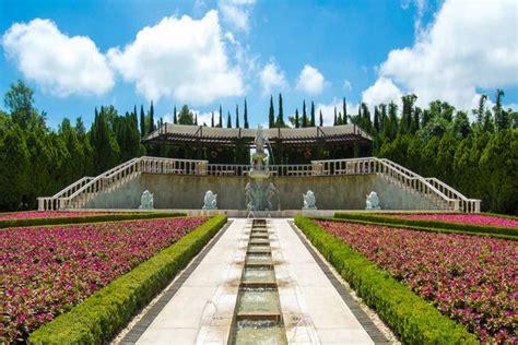 imagenes de jardines tematicos contempla los paisajes m 225 s hermosos en jardines de m 233 xico