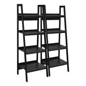 Ladder Shelf Bookcase Altra Ladder Bookcase Bundle 9482096