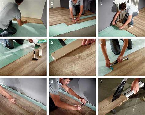 pavimenti laminati posa pavimenti laminati panoramica attrezzatura wolfcraft per