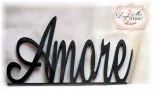 amore love cake topper wedding cake topper