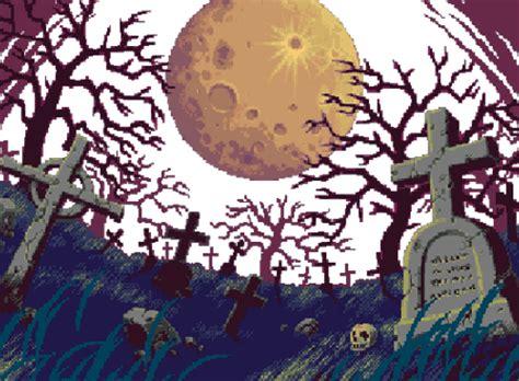 imagenes de halloween tumbas gifs animados de tumbas gifmania