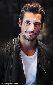 Handsome david gandy will design a range of pants for m amp s
