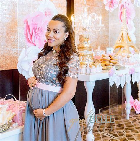 Chris Bosh Baby Shower by Poshthesocialite Adrienne Bosh S Quot Parisian Princess Quot Baby