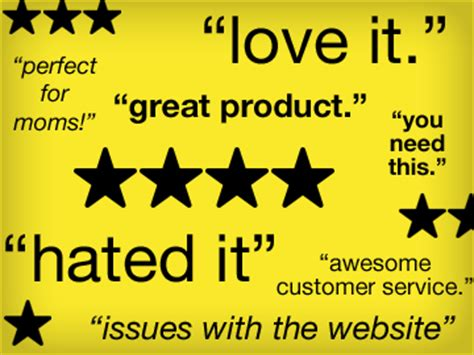 Product S Review Review understand the reviews mechanism and how you can