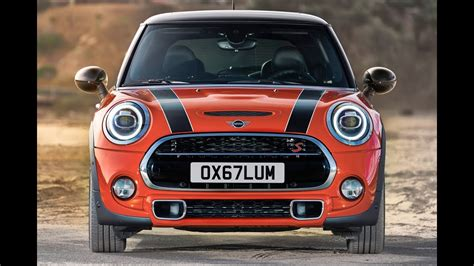 2019 Mini Cooper 3 by 2019 Mini Cooper S 3 Door Exterior Interior New