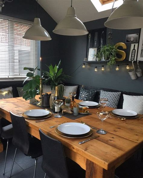 Dining Room Table With Bench Against Wall Built In Seating Ideas Diy Storage Wind With Farmhouse Table With Bench And Chairs