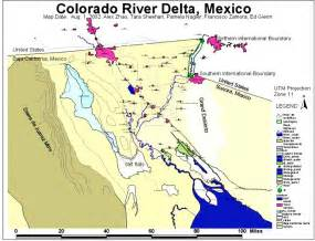 colorado river delta the basemap