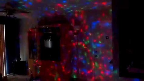 Projection Light Show Multi Color Youtube Projector Light Show