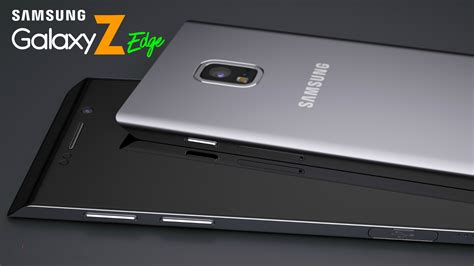 Samsung Z 2018 Samsung Galaxy Z Edge 2018 With Dual Display Technologist Expert