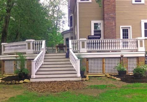 deck codes deck stair rail height code home design ideas