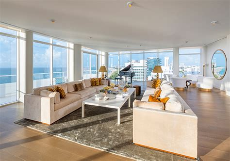 faena penthouse faena hotel miami beach residences 3201 collins avenue