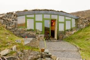 Earth Homes Hebridean Earth House Luxury Self Catering Underground