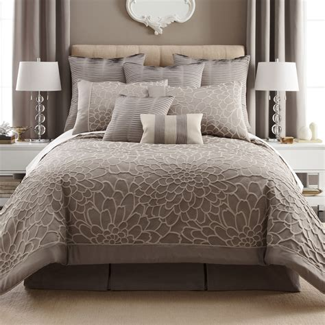 buy madison park lafayette 7 pc tufted comforter set now