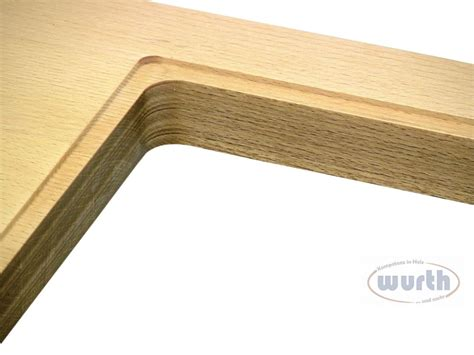 Arbeitsplatte Ausschnitt by Wurth Holz Arbeitsplatten F 252 R Die K 252 Che